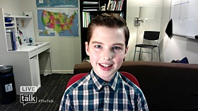Iain Armitage Says 'Young Sheldon' is a 'wreck' on First Day of College