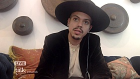 Evan Ross on 'The United States vs. Billie Holiday' and Song with Co-Star, Andra Day