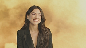 Dua Lipa – Backstage at The 63rd Annual Grammys EPK Interview