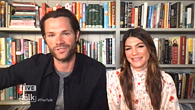 Jared and Genevieve Padalecki Spill on 'Walker' and 'date day'