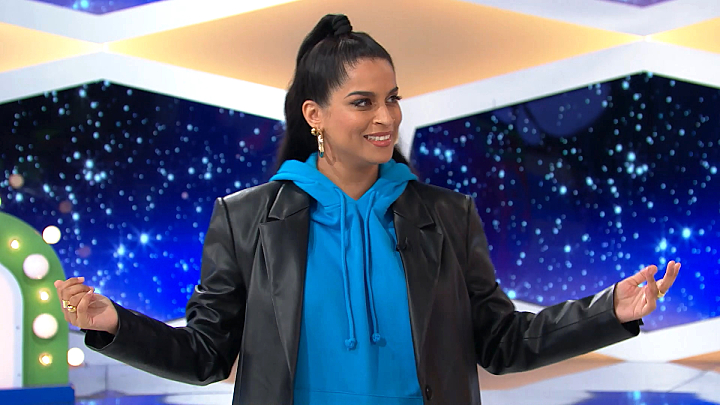 """Come on Down to """"The Price Is Right At Night,"""" Lilly Singh!"""