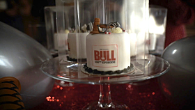 The Cast of BULL Celebrates 100 Episodes