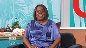 Exclusive: Sheryl Underwood 'really excited' to Host Daytime Emmy® Awards