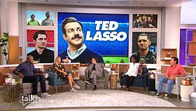 Jamie Tartt vs. Akbar Gbajabiamila in 'Ted Lasso' Soccer Showdown!